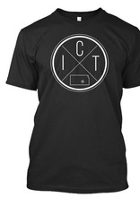Jason Villanueva ICT Hipster Logo Tee