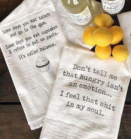 Stash Style Stash Tea Towel