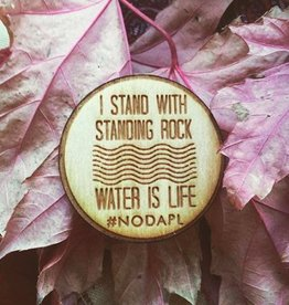 Telestic Designs Stand with Standing Rock (Proceeds Donated)