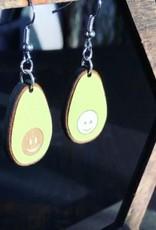 Telestic Designs Avocuddle Dangle Earring