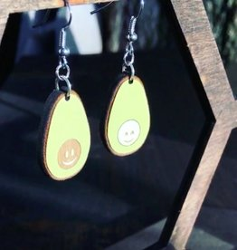 Telestic Designs Avocuddle Dangle Earring