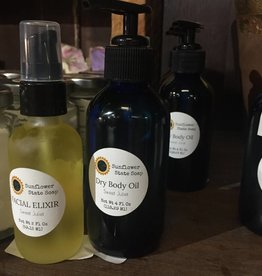 Sunflower State Soap Sweet Juliet Facial Elixir