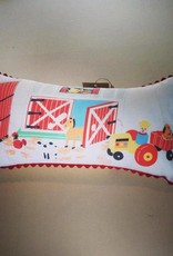 """The Workroom """"Fisher Price"""" Pillow, cover only"""