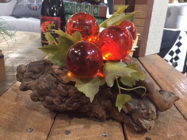 The Workroom Orange Grapes