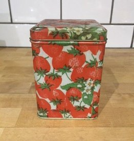 The Workroom Strawberry Tin