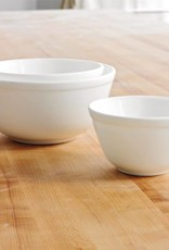 Mosser Glass Glass Mixing Bowl, Set of 3