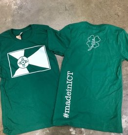 The Workroom Lucky ICT Flag Shirt