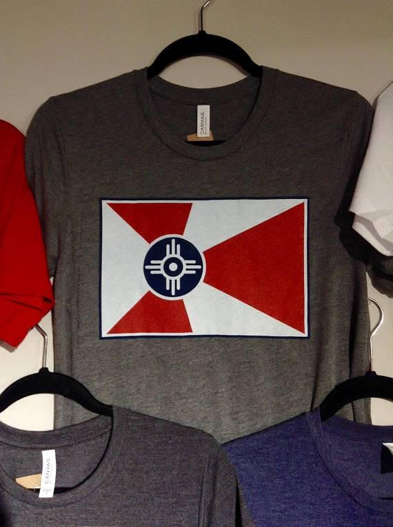 The Workroom True Color Flag Shirt