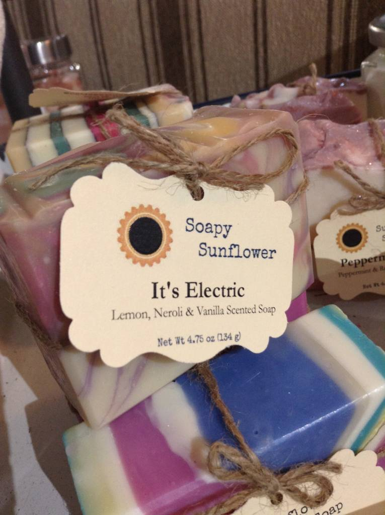 Sunflower State Soap Sunflower State Soap