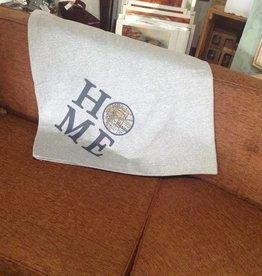 """Julio Designs Home Blanket Grey Fleece 50""""x60"""""""