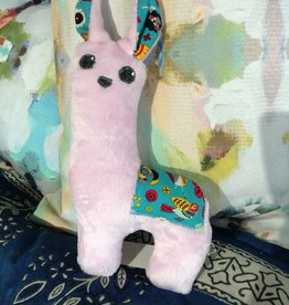 Feather B Plush Toy Llama