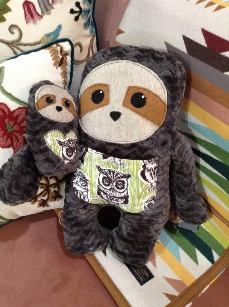 Feather B Plush Toy Sloth