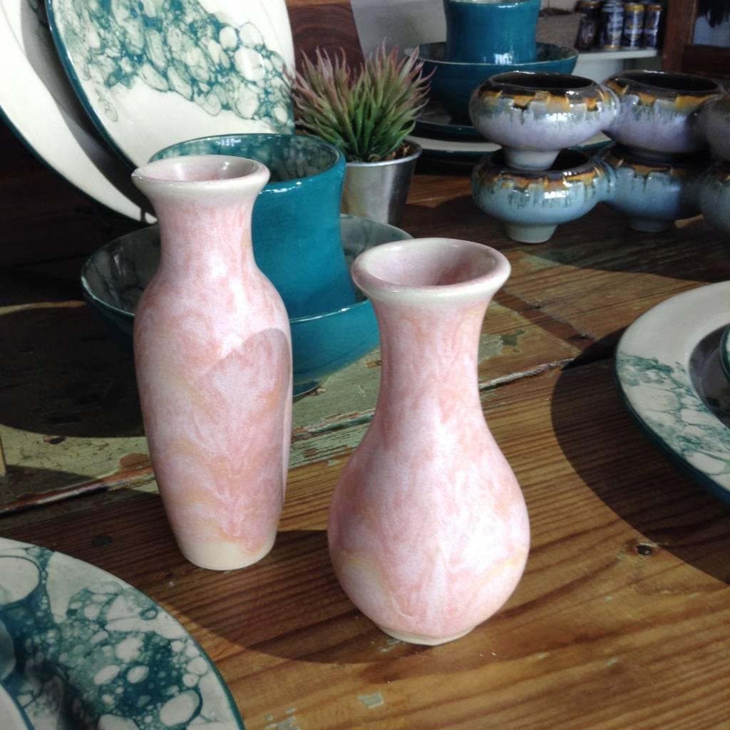 Legacy Pottery Works Bud Vase