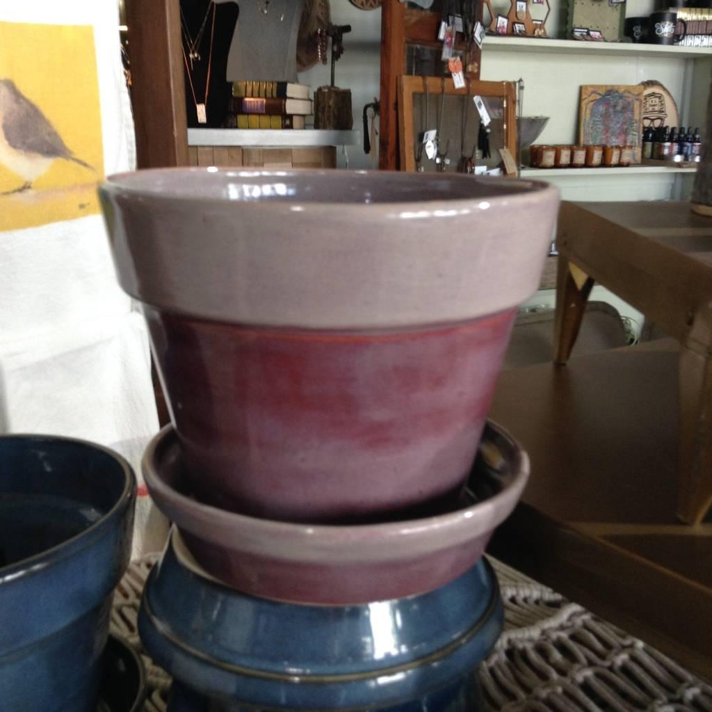 Legacy Pottery Works Flower pot
