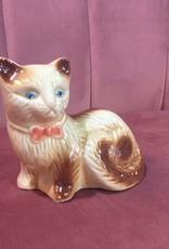 Vintage Vintage Ceramic Cat