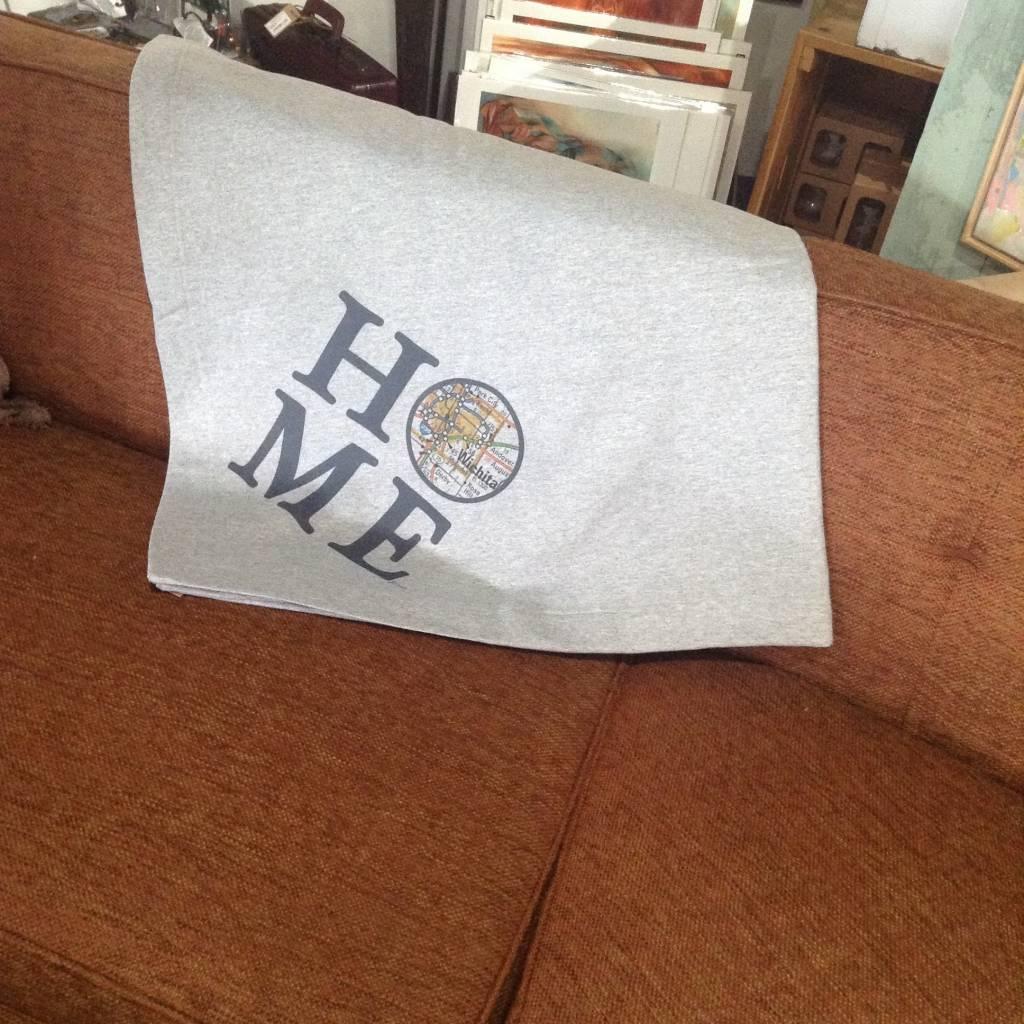 Julio Designs Home fleece blanket