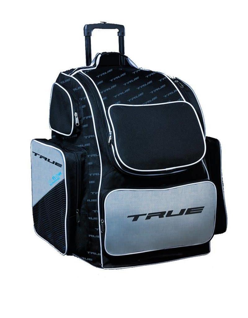 TRUE True Backpack Roller Bag BLK