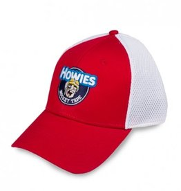 HOWIE'S Howies Draft Day Flexfit S/M Red