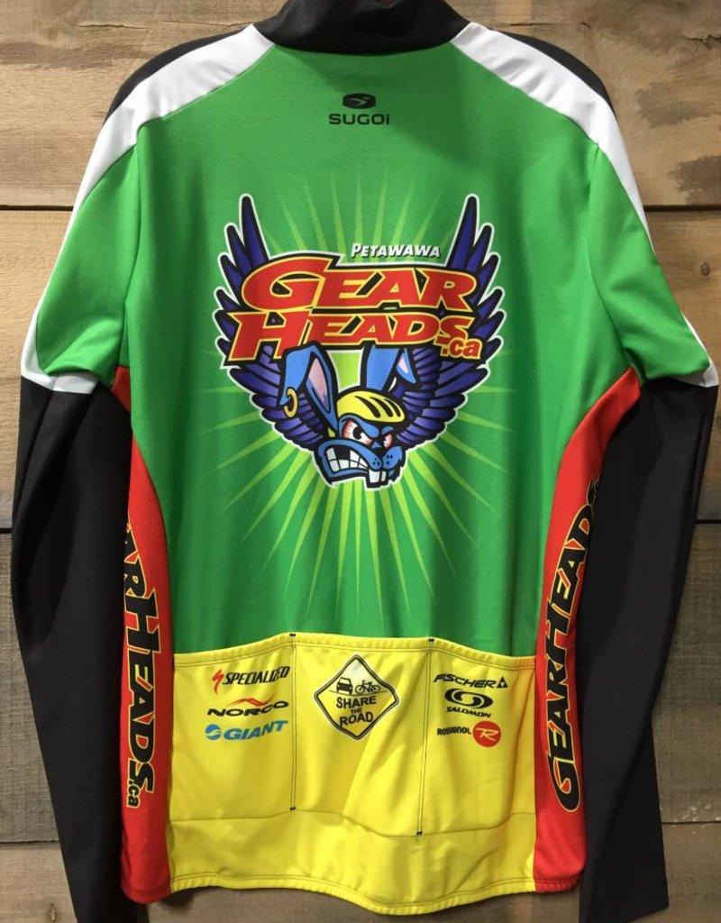 SUGOI SUG RS Shirt L/S W CUSTOM GH M