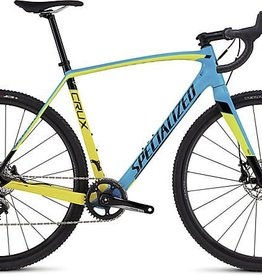 SPECIALIZED 2016 SPECIALIZED CRUX ELITE X1 Cyan/Yellow Black 54