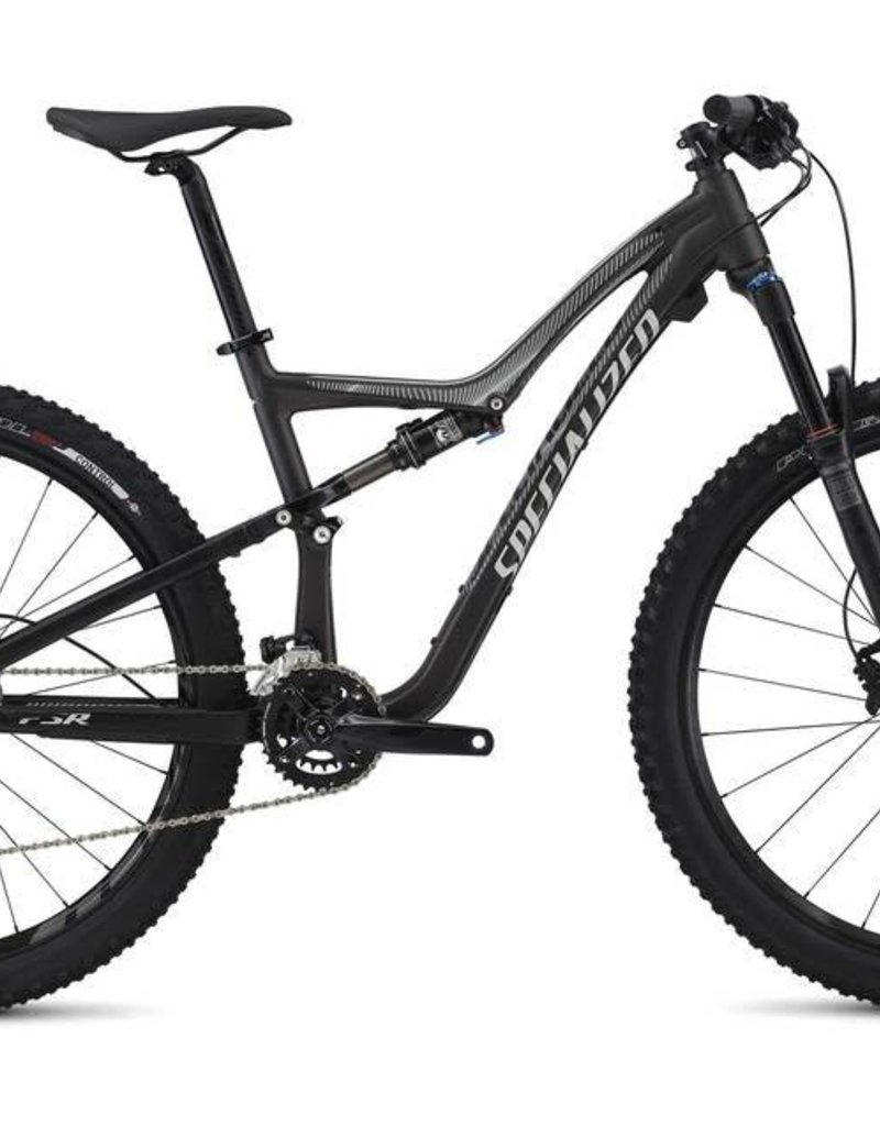 SPECIALIZED 16 SPECIALIZED RUMOR FSR COMP 650B Charcoal/White LG