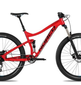 NORCO 17 NOR FLUID 9.1 L BLACK/RED