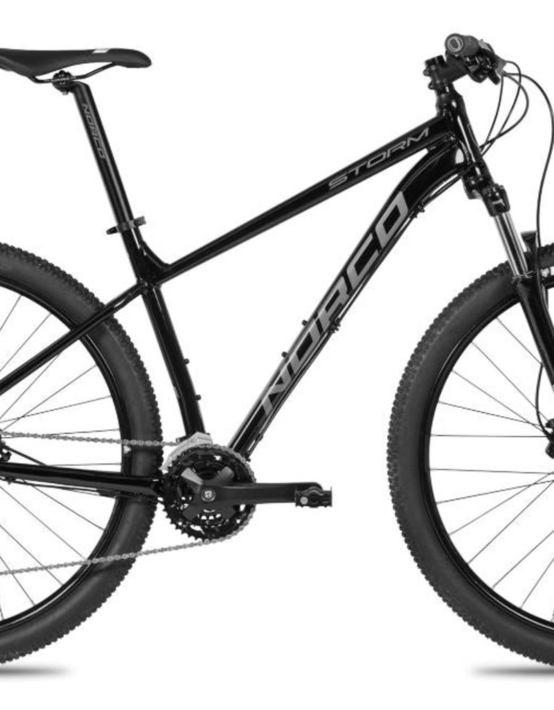 NORCO 18 NORCO STORM 3 HYDRO S 27 BLACK