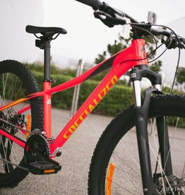 SPECIALIZED 18 SPECIALIZED PITCH WMN 27.5 Red/Limon/Blk XS