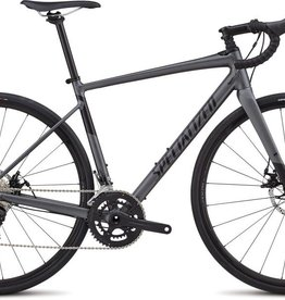 SPECIALIZED 2018 SPECIALIZED DIVERGE MEN E5 COMP -Graphite/Blk 56