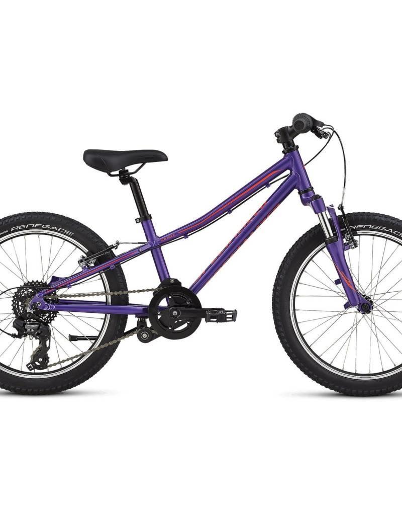 SPECIALIZED SPECIALIZED Hotrock 20  Purple Haze/Black/Acid Red