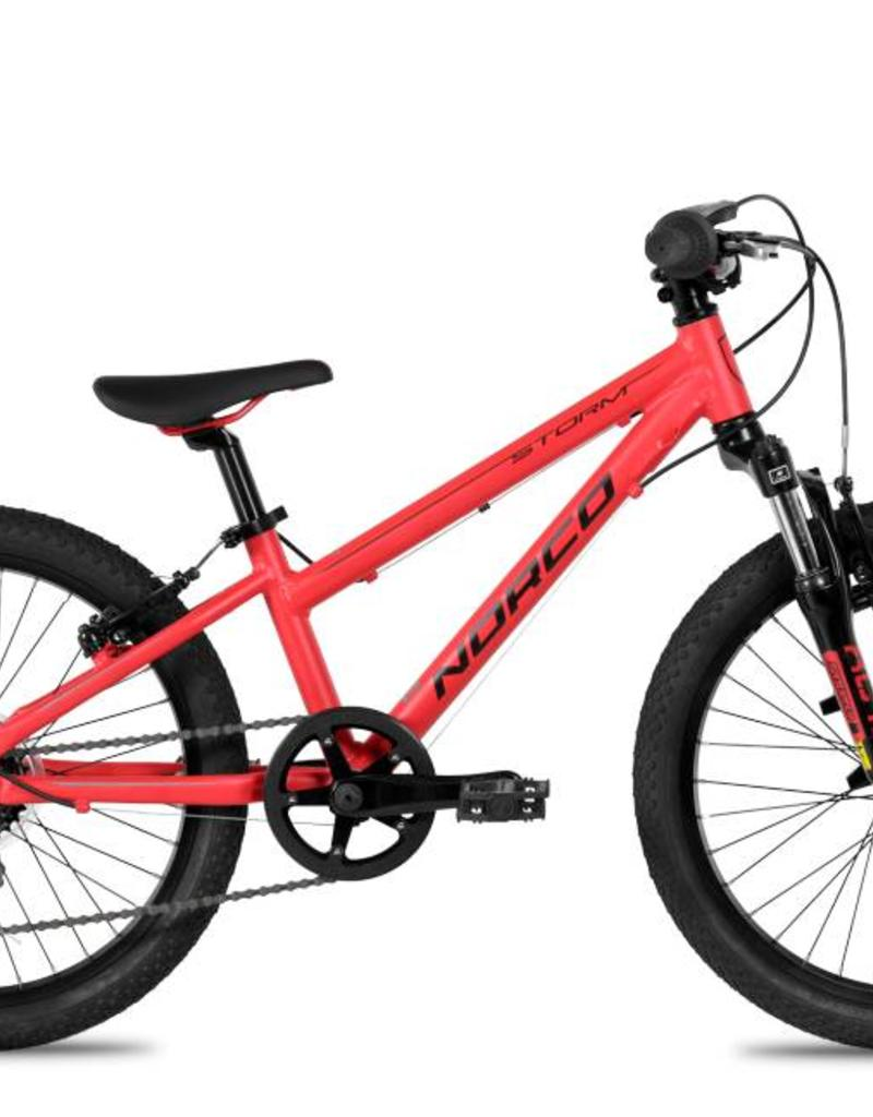 """NORCO NORCO STORM 2.2 A 20"""" BOYS RED"""