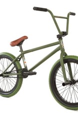 2018 FIT BMX BEGIN FC ARMY GREEN 20""