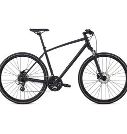 SPECIALIZED 18 SPECIALIZED CROSSTRAIL HYDRO DISC MED BLK/CMLN