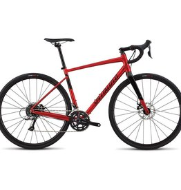 SPECIALIZED 18 SPECIALIZED DIVERGE E5 52 CNDYRED/TARBLK