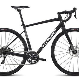 SPECIALIZED 18 SPECIALIZED DIVERGE E5 BLK/WHT/CHAR 54
