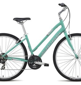 SPECIALIZED 18 SPECIALIZED CROSSROADS ST Green/Silver/Wht MED
