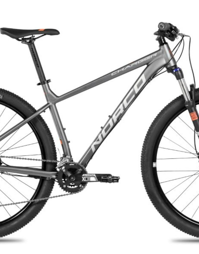 NORCO 18 NORCO CHARGER 2 SM 27 SILVER