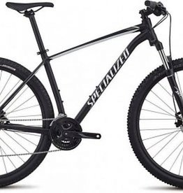 SPECIALIZED 18 SPECIALIZED ROCKHOPPER 29 MED Satin Black / White