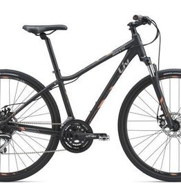Liv 18 GIANT Rove 3 Disc MED Black