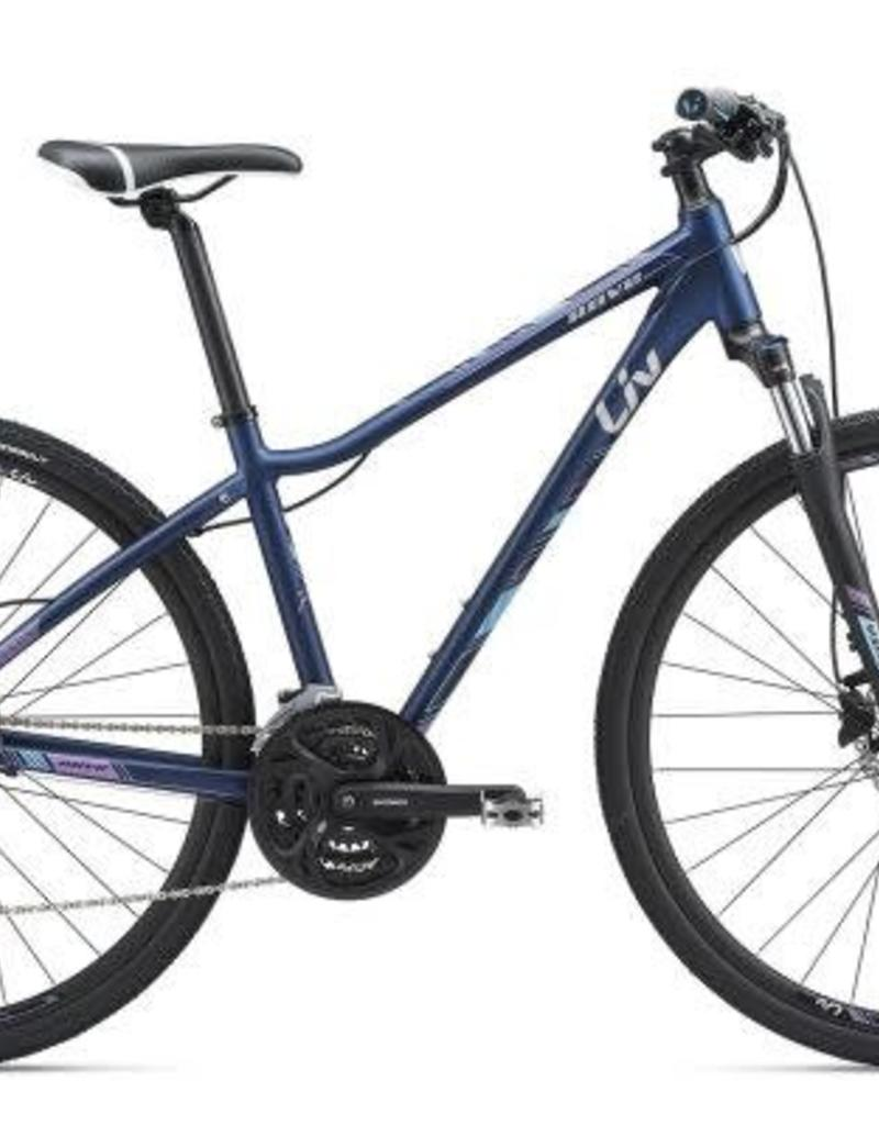 Liv 18 GIANT Rove 2 Disc MED Dark Blue