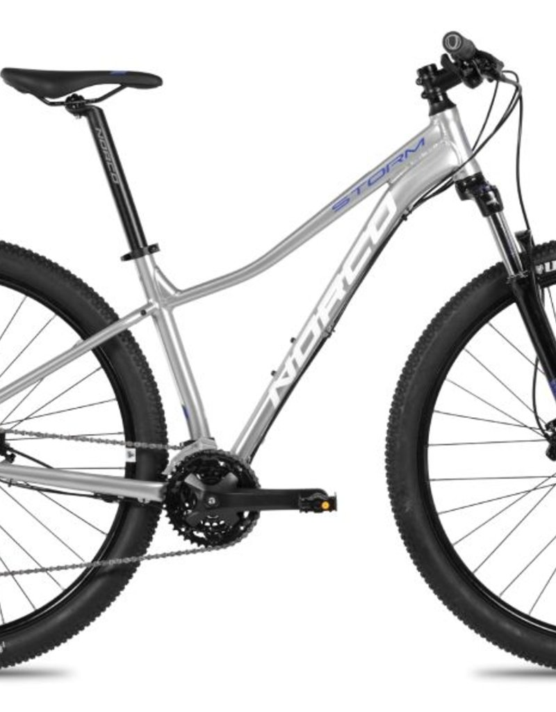 NORCO 18 NORCO STORM 2 WMNS MED 29 SILVER