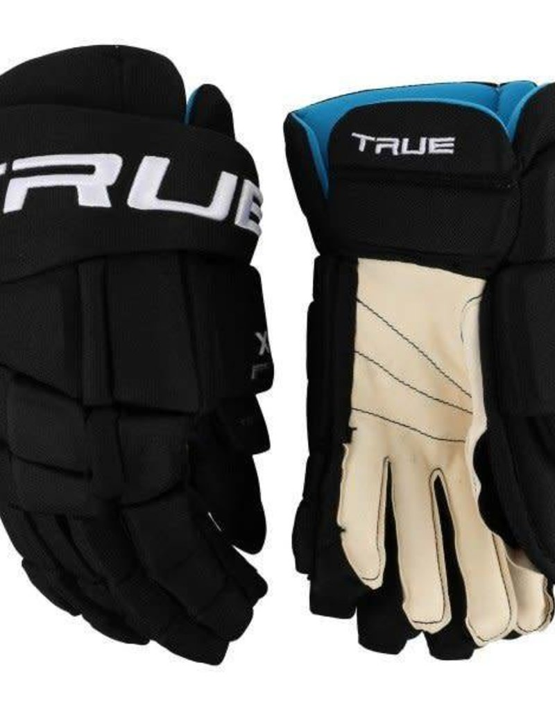 TRUE True XC7 Tapered Zpalm Glove Blk 12