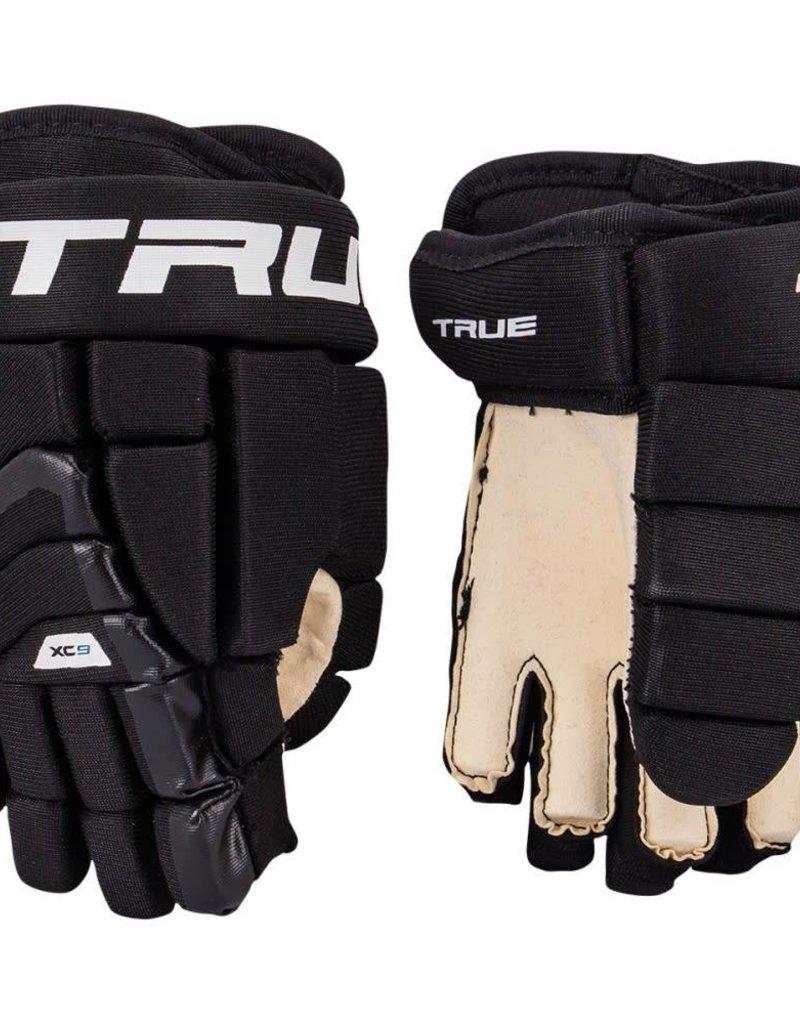 TRUE True XC9 Youth Glove Blk 9