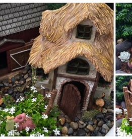 July 15th, Create a Fairy Garden