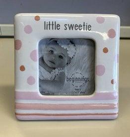 Enesco Little Sweetie Pink Frame