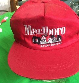 Marlboro Racing Team Hat, Adjustable, 1992