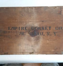 Crate Lid Empire Corset Co.