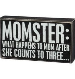 Momster What Happens To Mom After She Counts To Three