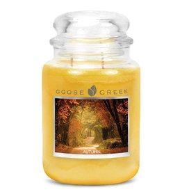 Goose Creek Autumn (Large) Jar Candle
