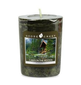 Cabin in the Woods Votive